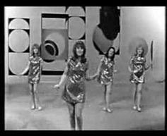 Marcie & The Cookies - I Would If I Could