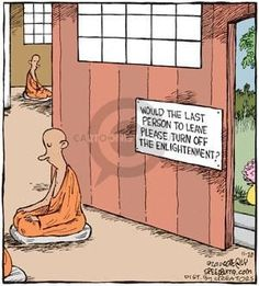 Image result for buddhism cartoon