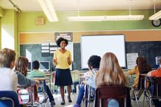 """It can be a challenge to teach on eating disorders, especially to middle school and high school students who sometimes struggle with body image. This guide, written by a middle school teacher, reveals to dos and don'ts of handling this tricky topic. Our favorite tip: """"DON'T demonize obesity. DO teach kids to love and take care of the body they're in."""" 