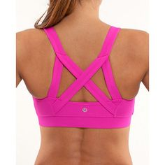 lululemon cross my heart sports bra