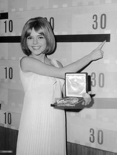 Eurovision Song Contest 1965: winner France Gall for Luxembourg