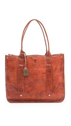 Frye Campus Shopper Tote- I love Frye bags!