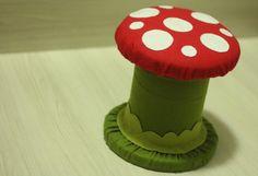 banco reciclado cogumelo - Pesquisa Google