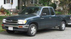 1st Gen 1998-2000 Tacoma Xtra cab