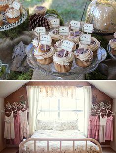Nicole Rene Design {weddings, events, home decor, fashion & more}: Wedding #41: Rustic Shabby Chic