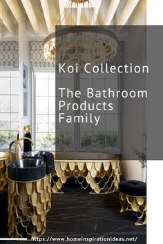 KOI Collection is an immense vast family, offering solutions to all home divisions, and today we are going to start by showcasing the bathroom family products! This part 1 article will cover bathtubs, washbasin, mirrors, freestanding, towel racks and much more and is a continuing article of the bathroom family collection saga!