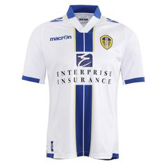 Leeds United Home Shirt 13/14