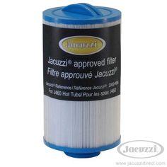 Filtre pour spa Jacuzzi® J460 (Petit format) [2540384]