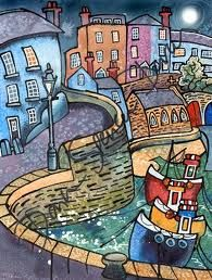 tenby - Google Search Amazing Pictures, Cool Photos, Funny Pictures, Art Houses, City Folk, House By The Sea, Doodles Zentangles, Construction, British Isles