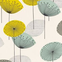 Sanderson Wallpaper - Sanderson Rug - Dandelion Clocks | Shop at ...