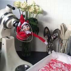 Chip you crazy elf  #chipsadventures #chipcavanagh #elfontheshelf #elfashelfa