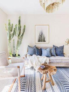 6 Ways to Make Your Interior Look California Cool! California Decor, California Cool, California Homes, Decor Interior Design, Interior Decorating, Home Decor Trends, Decor Ideas, Decor Styles, Ibiza