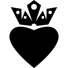 Crown Heart