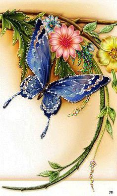 LOVE OF THE BUTTERFLY ~^~^~^