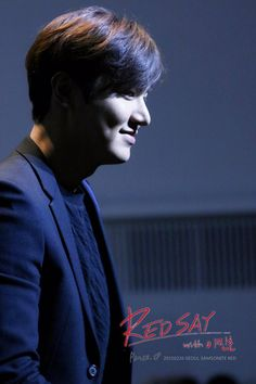GN and Have a Sweet Dream ~^^ 잘자.. 150226 Samsonite RED Say with 이민호 © minoz_peace