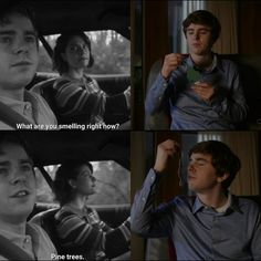"""""""I remember smells"""" -Shaun Murphy The Good Doctor Abc, Good Doctor Series, The Good Dr, Sad Movie Quotes, Sad Movies, Movie Tv, Tv Series 2017, Drama Tv Series, Netflix Series"""
