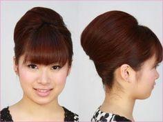 結婚式お呼ばれヘア 簡単 ヘアアレンジ bridal hair tutorial