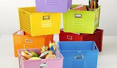 Organisering för barn – Leksakslådor