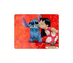 Very Nice Disney Mouse Pad Lilo & Stitch