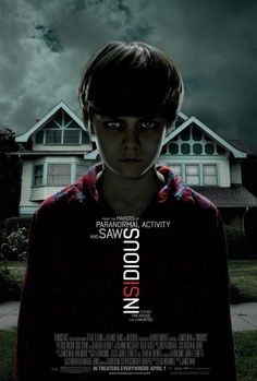 Read the Insidious (2010) script written by Leigh Whannell.