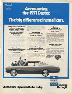 Chrysler Plymouth Duster