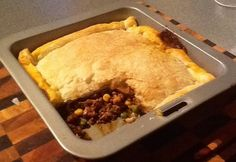 Family Curry Pie