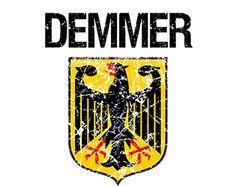 Demmer Surname