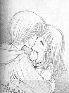 Kodomo no omocha Anime Couple Kiss, Manga Couple, Anime Couples, Cute Couples, 90 Anime, Anime Art, Kodomo No Omocha, Wie Zeichnet Man Manga, Types Of Drawing