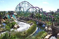 Gold Reef City-Johannesburg South Africa