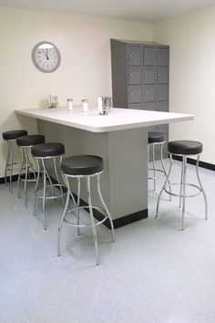Custom Made Break Room by Custom Design Wood Products | CustomMade.com