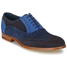 - Cor : Azul - Sapatos Homem 0,00 €