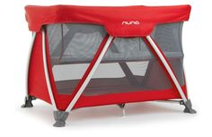 Project Nursery Giveaway from modernnursery.com - Nuna Sena Travel Cot