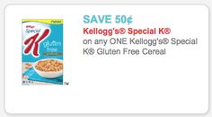 9 New Kelloggs Coupons for Cereal to print (direct links) =$1.10- $1.99 for Frosted Flakes, Krave, Froot Loops, Apple Jacks and Special K Gluten Free at Tops and Wegmans!!  : #CouponAlert, #Coupons, #Kellogg'sCoupons, #Printablecoupons Check it out here!!