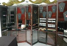 big shutter display - One of a Kind Jewelry for One of a Kind You: Earrings and Dilemma's