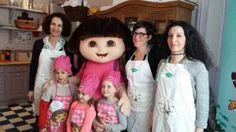 Atelier Cupcakes avec Dora (+concours)
