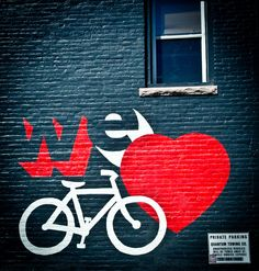 Who loves bicycles? We love bicycles!