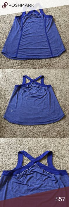 Lululemon tank (OPEN TO OFFERS👍🏼) Like-new condition!!! lululemon athletica Tops Tank Tops