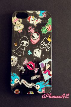 iPhone5/5s Premium quality cartoon print hard case $20.98AUD shop at www.etsy,com/shop/iphoneae