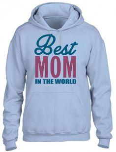 best mom ever 7 HOODIE