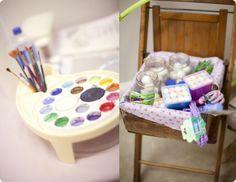 Φτιάξτε μόνοι σας ασφαλείς και οικολογικές μπογιές για face painting χρησιμοποιώντας υλικά που θα βρείτε στην κουζίνα σας!