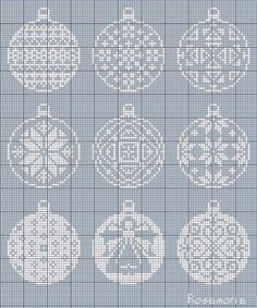 """Photo from album """"Christmas embroidery"""" on Yandex. Cross Stitch Christmas Cards, Xmas Cross Stitch, Cross Stitch Needles, Cross Stitch Alphabet, Christmas Cross, Cross Stitch Charts, Cross Stitch Designs, Cross Stitching, Cross Stitch Embroidery"""