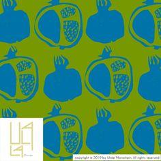 Pomegranate by Ulala Vienna Collection COLOUR JOY Pomegranate, Vienna, Joy, Colour, Collection, Serenity, Wallpaper, Granada, Color