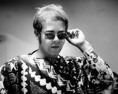 Elton John - San Francisco Civic Auditorium - May 5, 1971