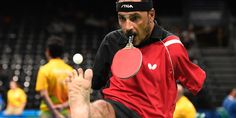 He hasn't gained a medal on the Paralympics, and even scored a victory. But it's onerous to argue that something in Rio over the past week trumps the efficiency of Ibrahim Hamadtou, an Egyptian desk tennis participant who competes with no palms. Hamadtou, who misplaced his arms in a pre...