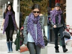 rose leopard outfit womens scarf - Google Search