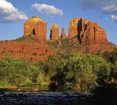 Cathedral Rock-Sedona, Arizona