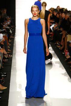 l like the sleek blue look
