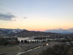 View from PC Hill in Park City!