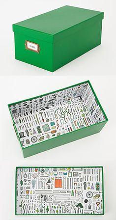 紙箱/KUBBE/Home