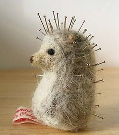 cute little pin cushion